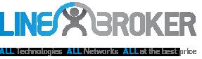 LineBroker Logo